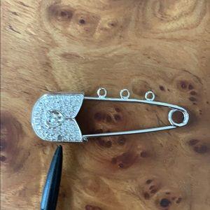 Swarovski Jewelry - Swarovski Charm Carrier Pin